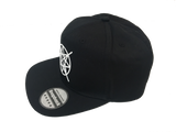 Geometric Octagram black cap VLBT