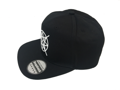 Geometric Octagram black cap VLBT NEW