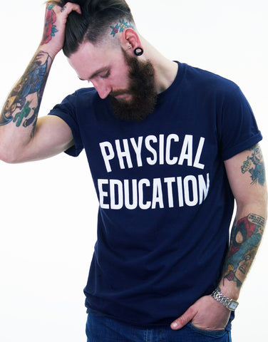 Physical Education Tee