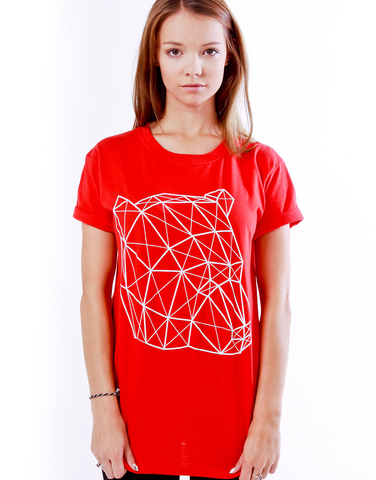 Polygon Bear Tee SALE