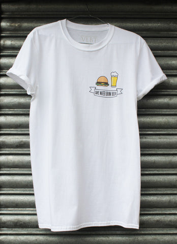 Save Water Drink Beer NEW MUNCHIES COLLECTION