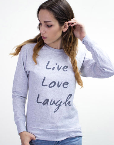 Live, Love, Laugh Sweater SALE