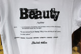 Beauty ladies fitted tee NEW