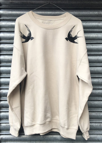 Swallows Sweater NEW