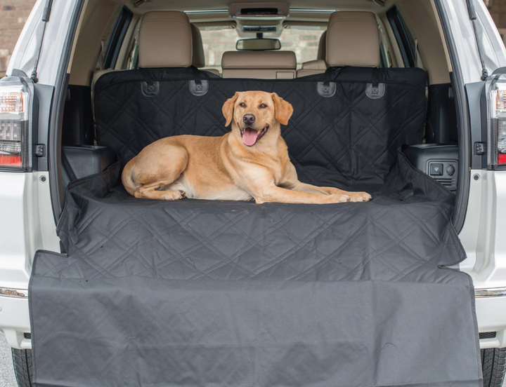 CAR boot dirt protector WATER RESISTANT ideal pet dog mat carpet liner MEDIUM