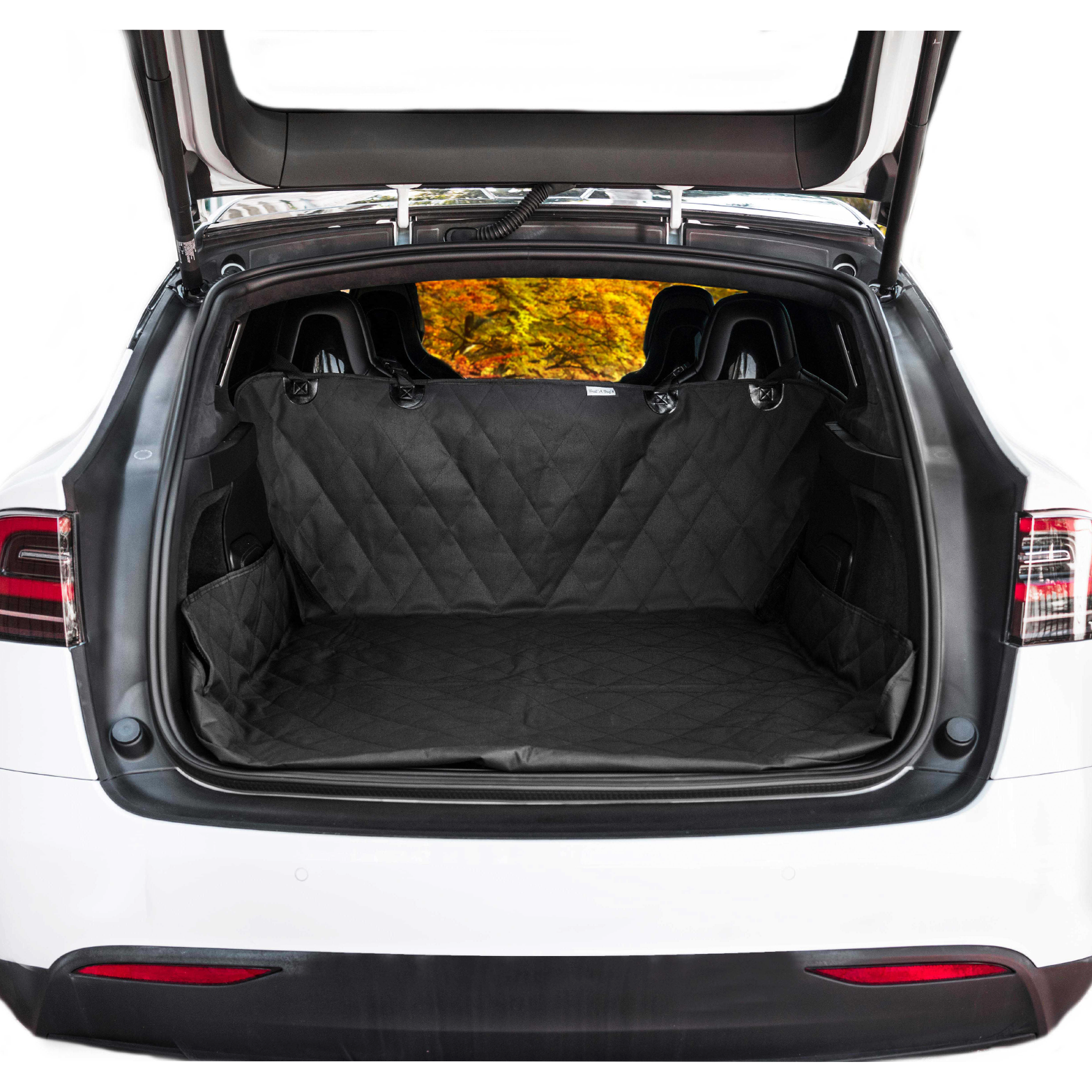 trunk liner pupprotector mat for car trunk treat a dog shop usa