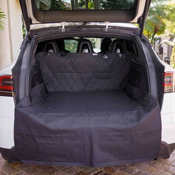 Treat A Dog Pup Protector Trunk Cover