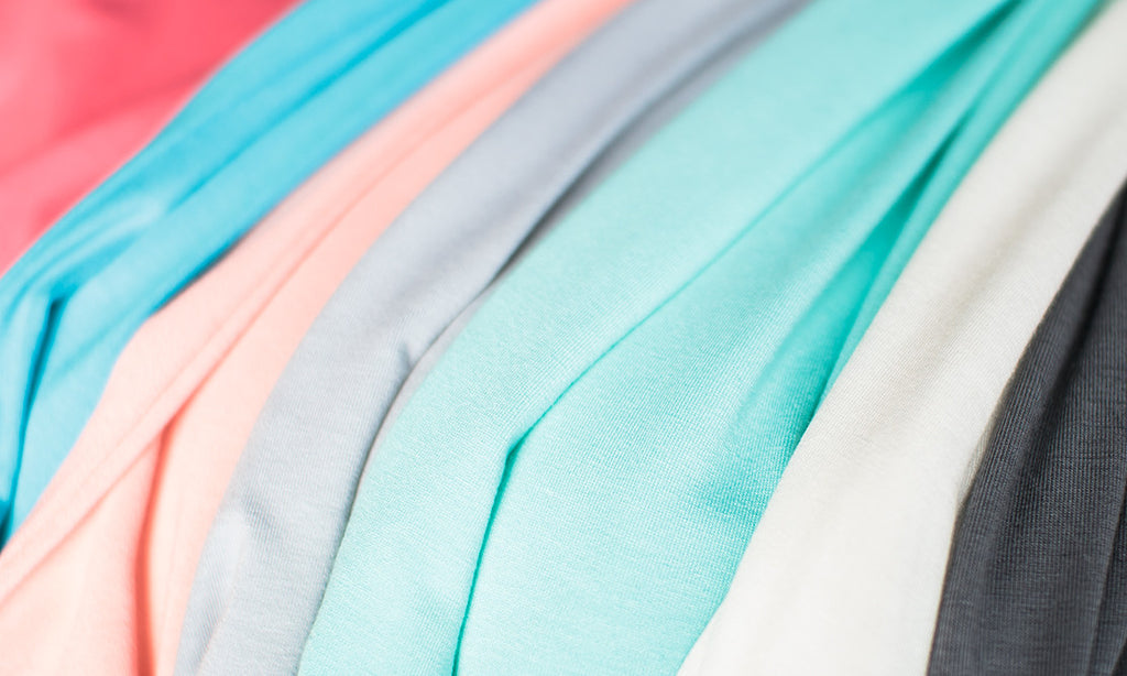 About Our Signature Jersey Fabric