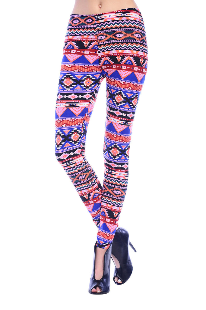 Thermal Pattern Leggings