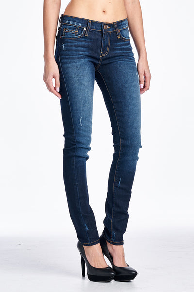 Angry Rabbit Lure Skinny Jeans
