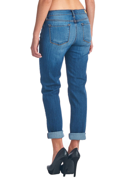 Angry Rabbit Classic Gentle Distress Boyfriend Jeans