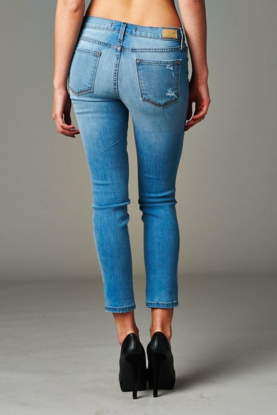 Angry Rabbit Impression Premium Denim Jeans