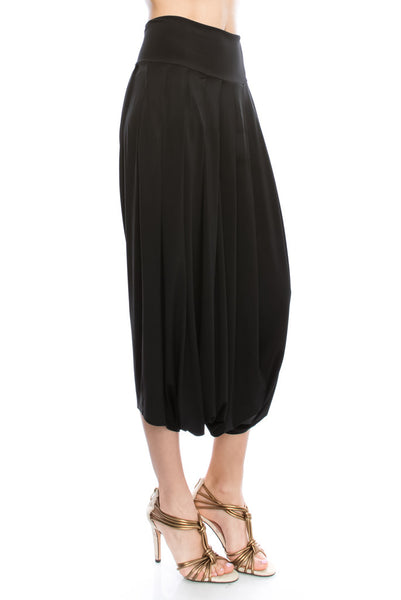 Pleated Harem Baggy Dress Pants [More Color]
