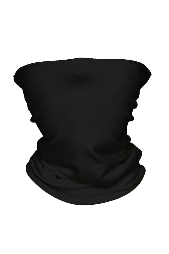Unisex Neck Gaiter Mask (Double Layered)