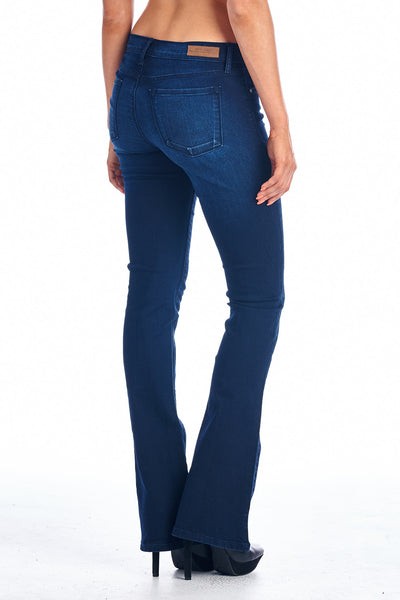 Angry Rabbit Basic Skinny Boot Cut Jeans