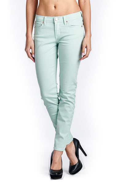 Angry Rabbit Colored Skinny Ankle Jeans (7 Colors)