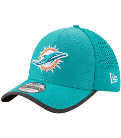 Miami Dolphins Official Training 39thirty Hat 0b84839ba224