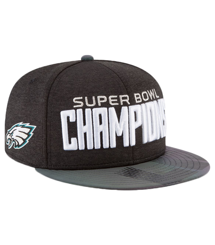 Philadelphia Eagles Super Bowl LII Champions Parade 9FIFTY Snapback Hat 215d35821884
