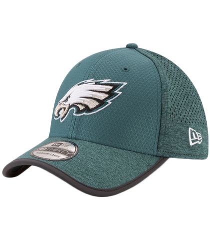 Philadelphia Eagles Official Training 39thirty Hat – OOB Sports 0d34403ffa3d
