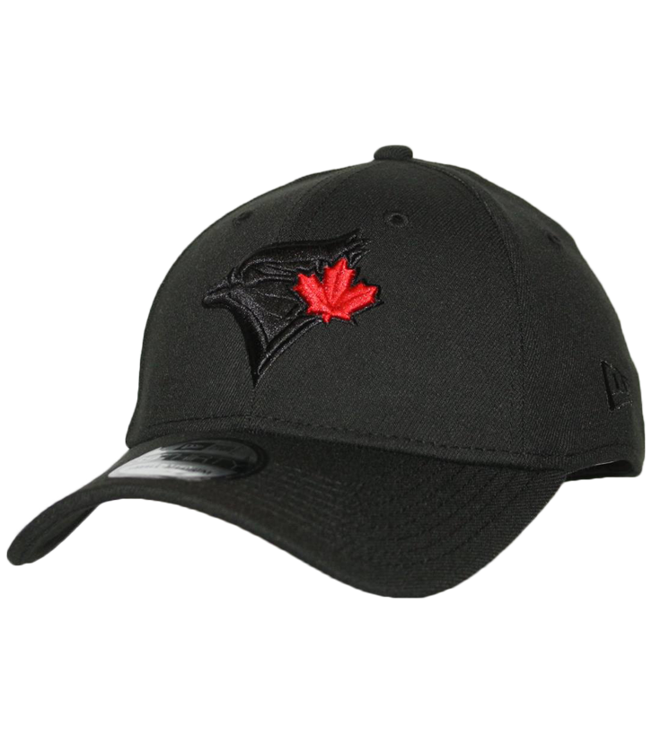 75b2b730c ... where can i buy toronto blue jays black with red leaf 39thirty hat  6949d b3759 amazon toronto blue jays new era ...