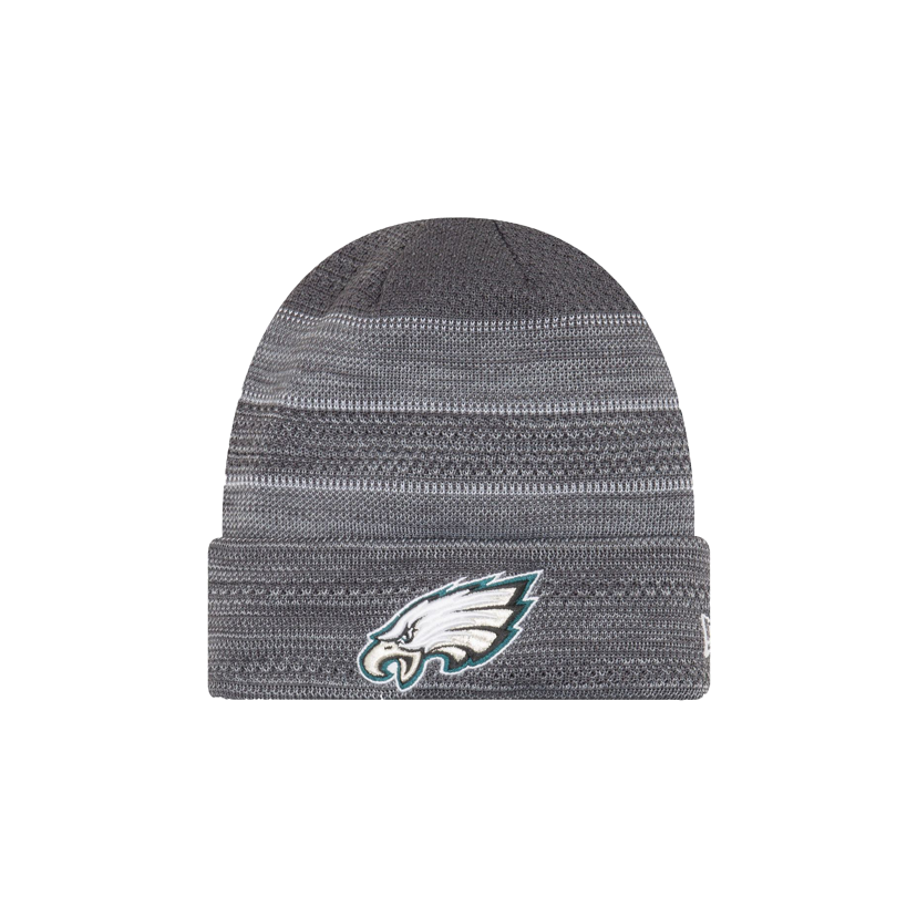 Philadelphia Eagles Official Cold Weather TD Graphite Toque – OOB Sports 2333efa1f268