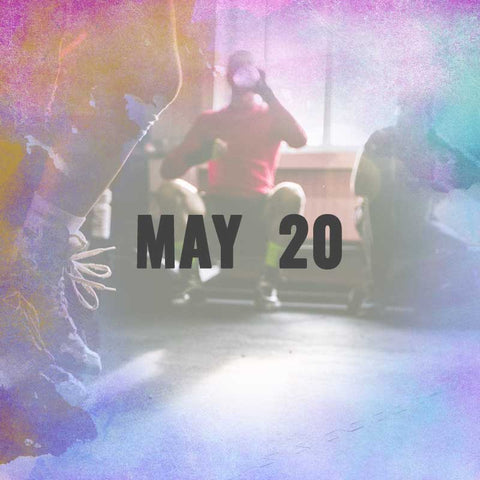 May 20  |  Initiating an Exercise Routine