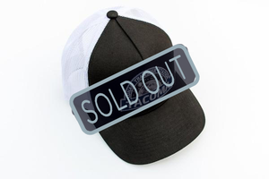 SOLD OUT Tacoma Logo Trucker Hat