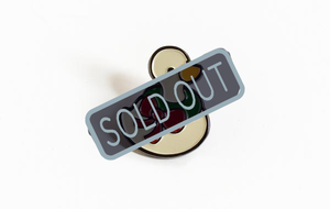 SOLD OUT Gone Home Christmas Duck Pin