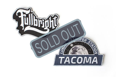 SOLD OUT Patch pack