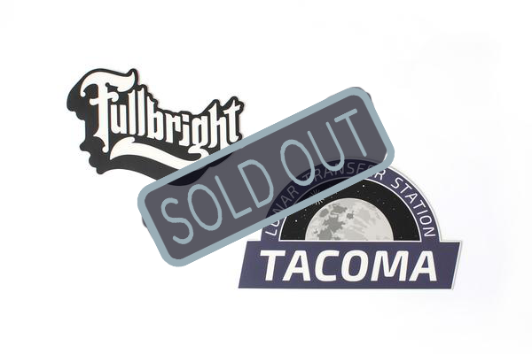 SOLD OUT Sticker pack