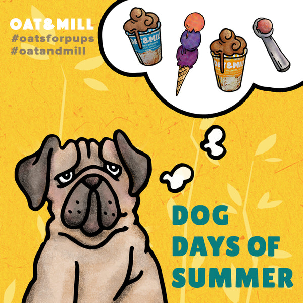 Enter to WIN the Oat&Mill 'Doggo Days of Summer' Contest!