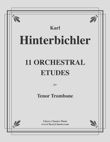 Friedrichs - Warming Up Together, 40 Duets for Trombones