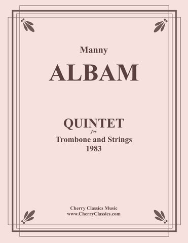 Albinoni - Adagio for Solo Trombone and Strings