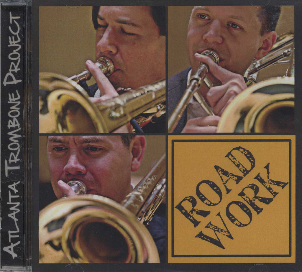 Atlanta Trombone Project - ROADWORK by the Atlanta Trombone Project - CD recording - Cherry Classics Music