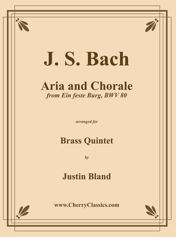 Abreu - Tico Tico for Brass Quintet