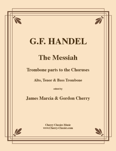 Bach - Jesu, Joy of Man's Desiring for Trombone Trio