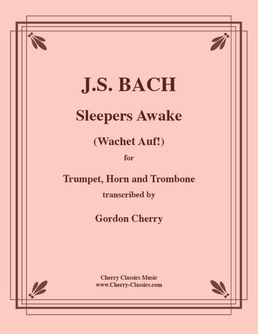 Bach - Air from Suite No. 3 for Brass Trio