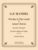 Handel - Worthy Is The Lamb and Amen Chorus - From the Messiah for Brass Quintet & Organ - Cherry Classics Music