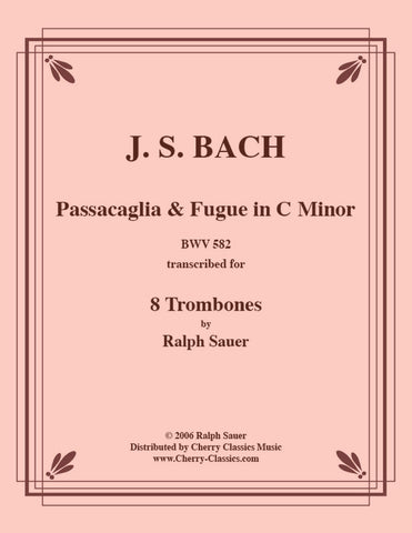 "Bach - ""Little"" Fugue in G minor BWV 578 for 11-part Brass Ensemble"