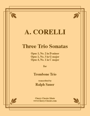 Purcell - Sonatas 7-12 for Three Trombones Volume 2