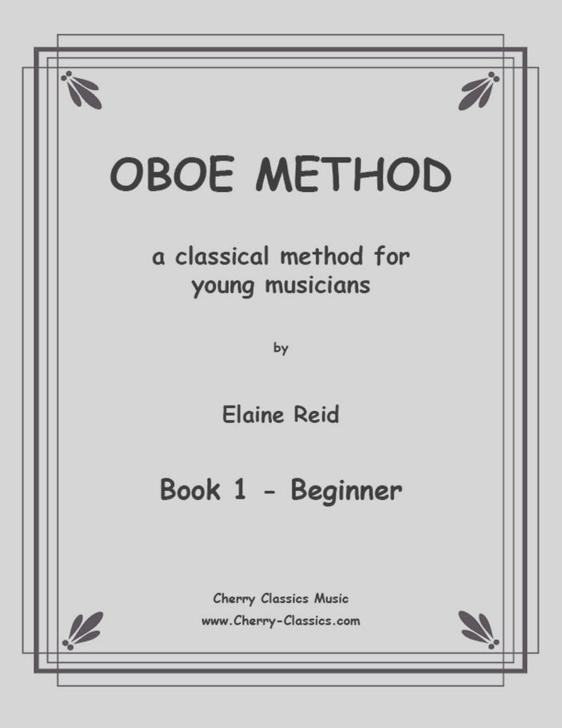Smith - Oboe Method Volume #1 for Beginners - Cherry Classics Music
