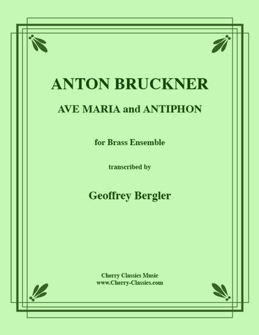 Bruckner - Cristus Factus Est (Gradual #7) - for Large Brass Ensemble