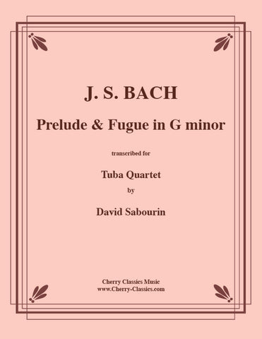 Bach - Chaconne from Partita in d minor BWV 1004 for Trombone Quartet