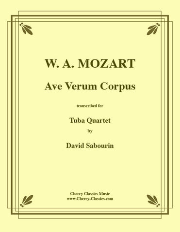 Mozart - Requiem, K. 626 Selections for Trombone Quartet