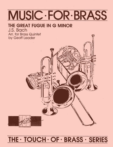 Bergler - The Progressive Brass Quintet