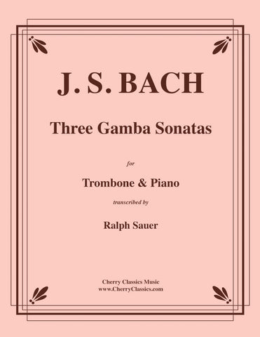 Brahms - Sonata No. 1 in E minor, Op. 38 for Trombone and Piano