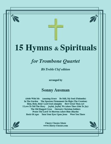 Chesnokov - Salvation is Created for Trombone Quintet by iTromboni