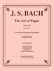 Bach - Art of Fugue, BWV 1080 Volume 4 for Four Part Trombone Ensemble - Cherry Classics Music