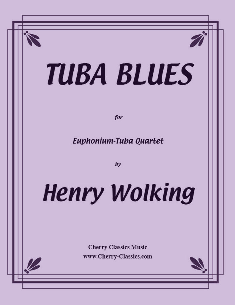 Wolking - Tuba Blues for Tuba Quartet