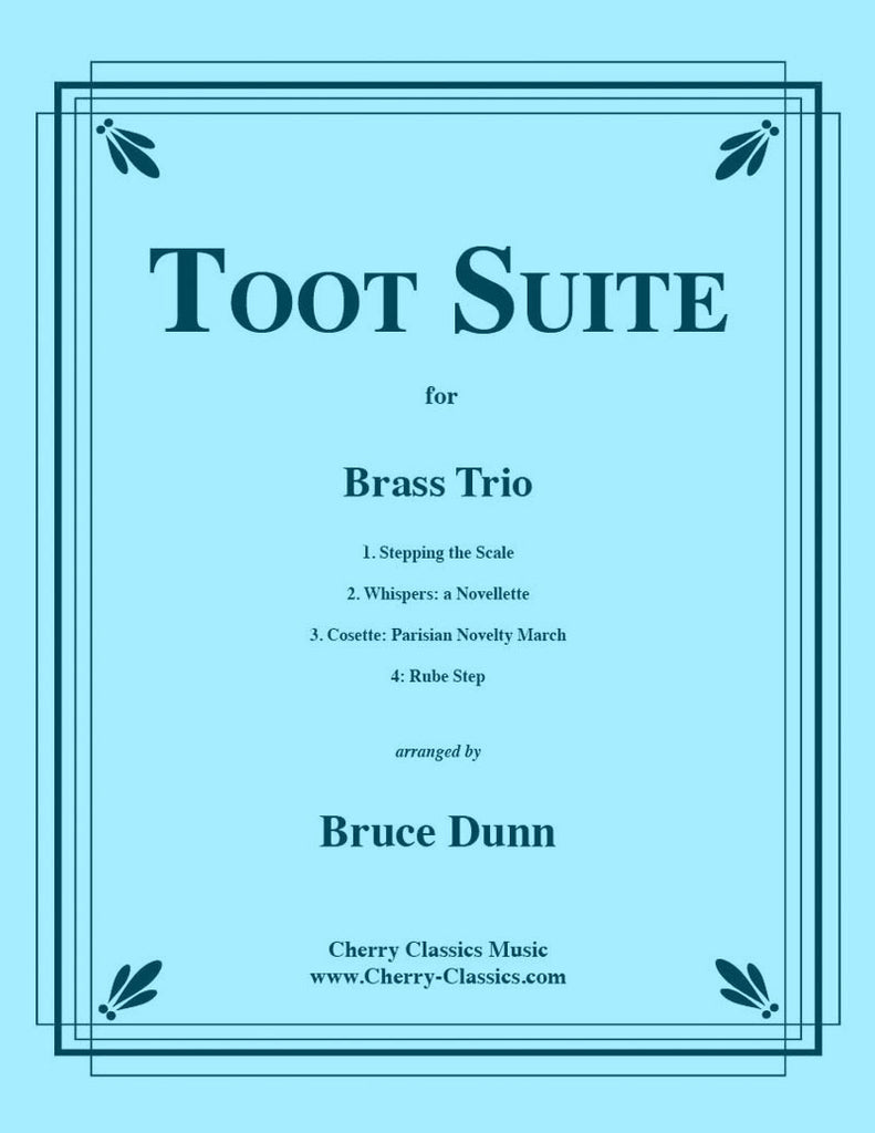 Various - Toot Suite for Brass Trio - Cherry Classics Music
